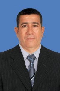 Pedro Arturo Navia Cedeño - Presidente GPAD Abdón Calderón 2019 - 2022
