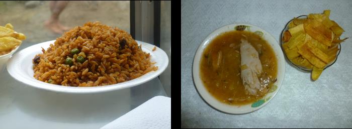 arroz encebollado